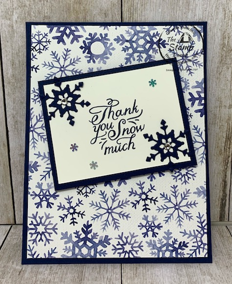 The Snowflake Wishes Bundle is my featured stamp set for October 2020. This bundle has some gorgeous coordinating designer series papers that are on special this month ONLY at 15% off! Now is the time to stock up and save! Details are on my blog here: https://wp.me/p59VWq-bwZ. #stampinup #thestampcamp #snowflakewishes