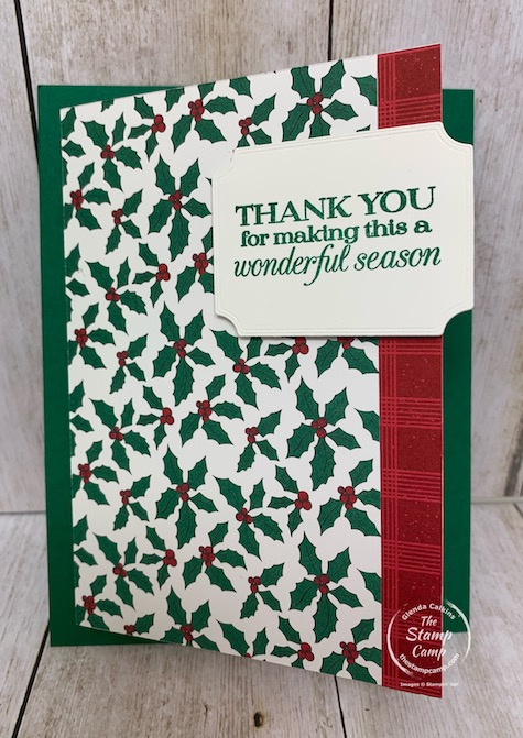 This is a one sheet wonder technique with a few twist and turns. I'm going to show you how to take a notecard and create it into a full size gift card holder and use 1 sheet to create 2 different cards. Details are on my blog here: https://wp.me/p59VWq-bwJ. #stampinup #thestampcamp #onesheetwonder #giftcard
