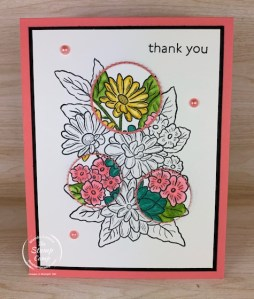 Let's Try Spotlighting with the Ornate Style Stamp Set