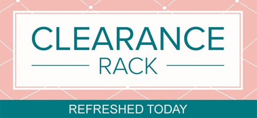 Stampin' Up! Clearance Rack revamp. Get the deals today! #thestampcamp #stampinup #clearancerack