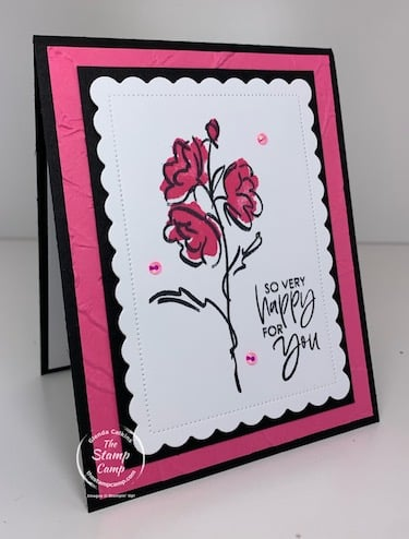 Color & Contour stampin up
