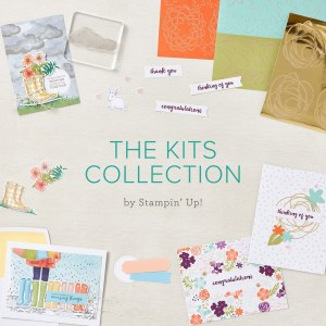 Stampin' Up! is Happy to Announce New All-Inclusive Card Kits