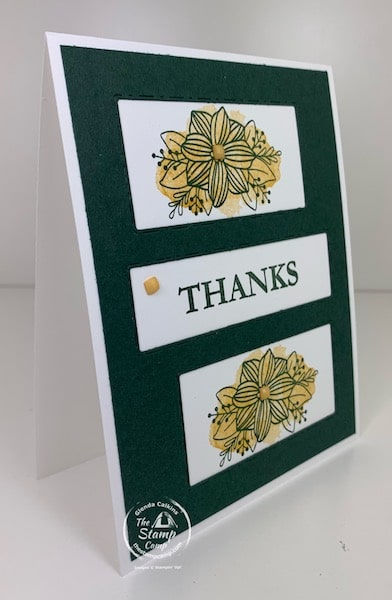 Picture This Dies Expressions In Color Paper Pumpkin Kit stampin up