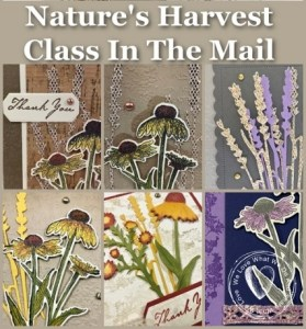 Nature's Harvest Products Class In The Mail