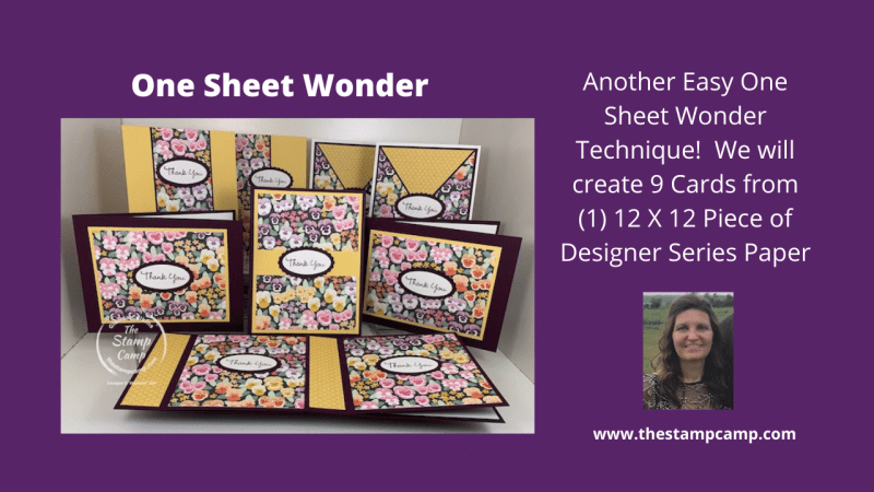 Pansy Patch Bundle and Pansy Petals Designer Series Paper