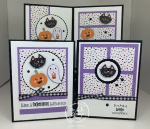 One Sheet Wonder With The Cutest Halloween Bundle 2021