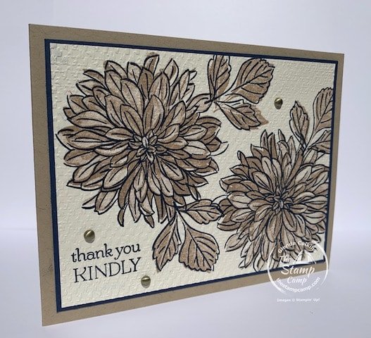 Delicate Dahlias 2021 Stampin' Up!