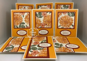 Last Day To Get The Delicate Dahlias Sale-a-bration Stamp Set!