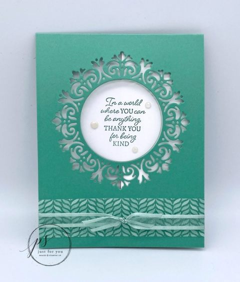 Encircled in friendship stampin up 2021