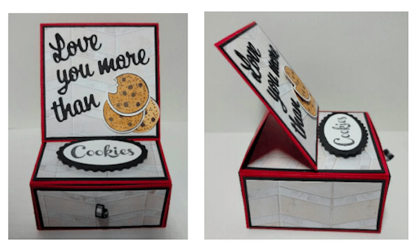 nothings better than handmade boxes for gifts