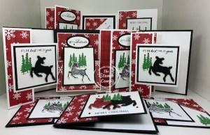 Peaceful Deer Bundle 2021 Peaceful Prints One Sheet Wonder