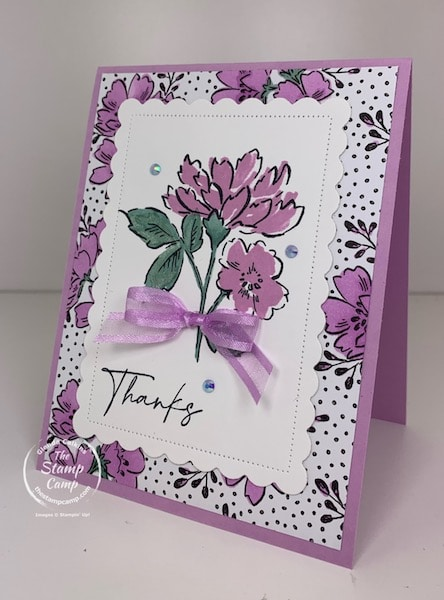 hand penned bundle Stampin Up Sale-a-bration