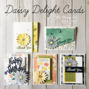Daisy Delight Cards