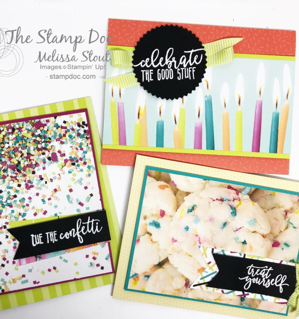 Picture Perfect Birthday Cards