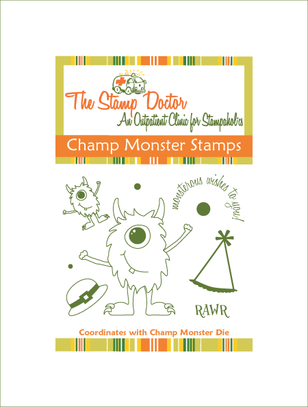 Champ-Monster-Stamps