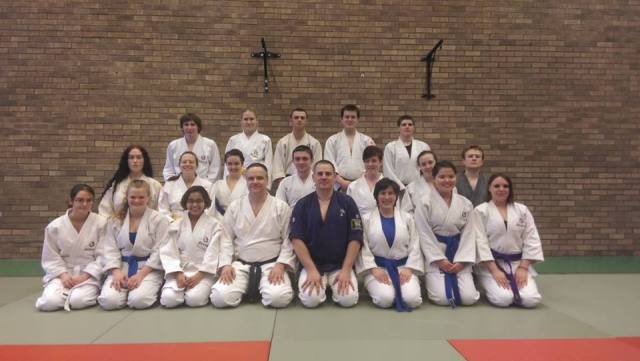 University of St Andrews Jujitsu Club
