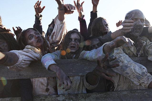 Photo: The Walking Dead
