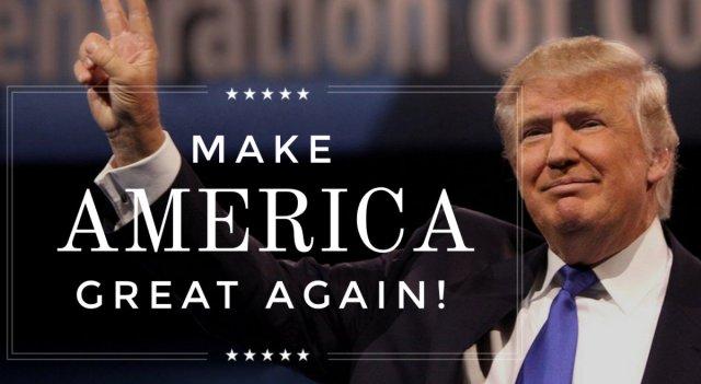 make american great trump