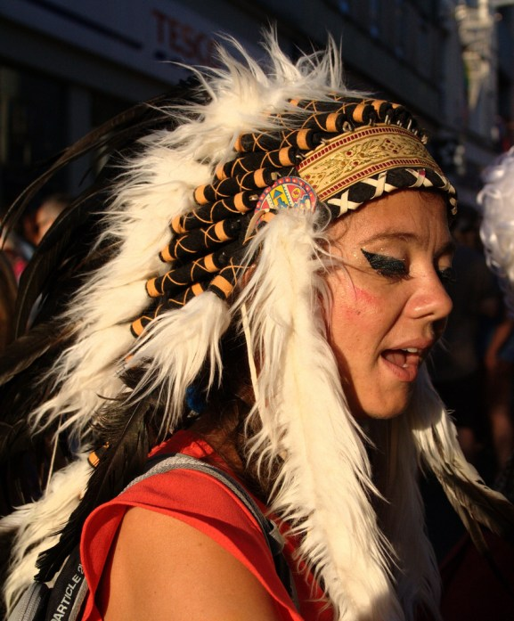 Indians and Pilgrims: Tradition or Cultural Appropriation?