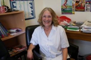Caregiver Kristine Bartlett