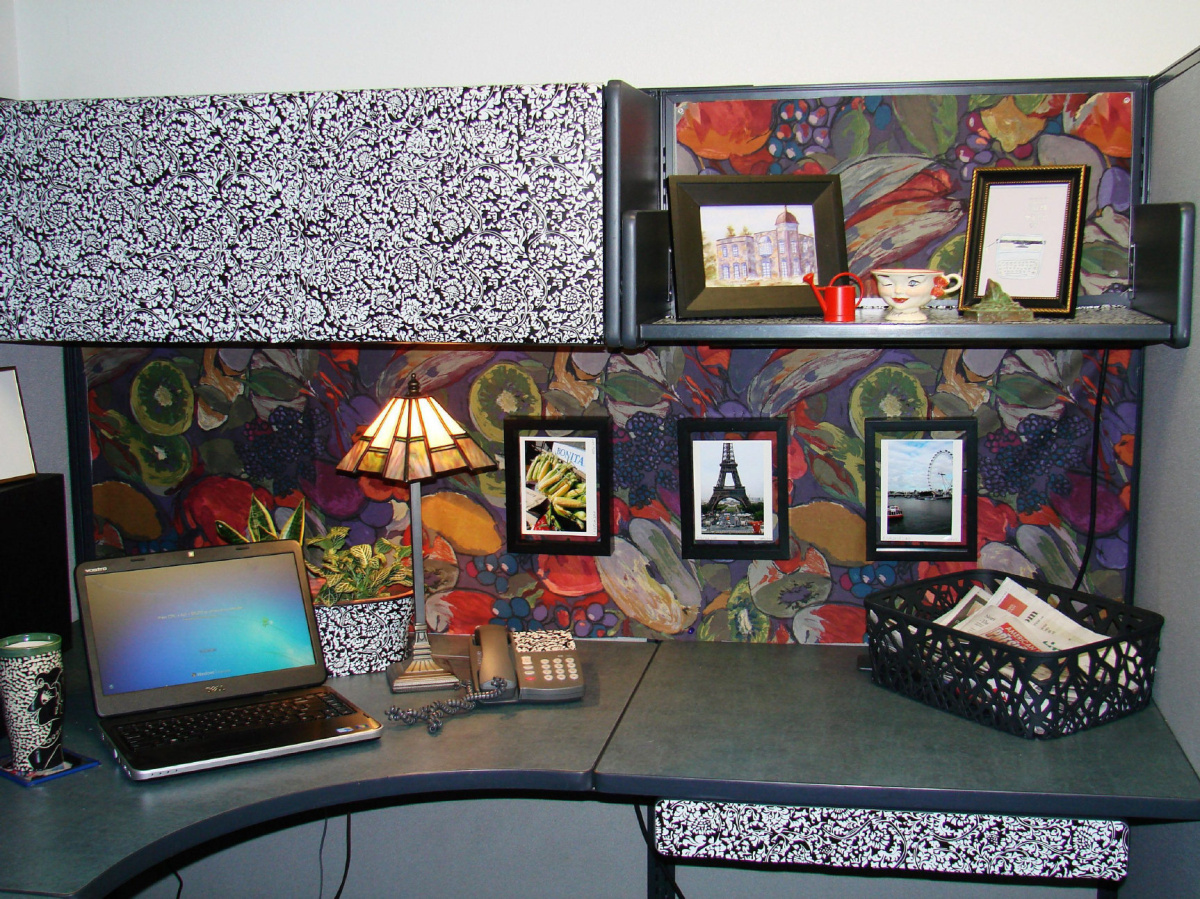 The Office Cubicle: Decorating That Home Away From Home