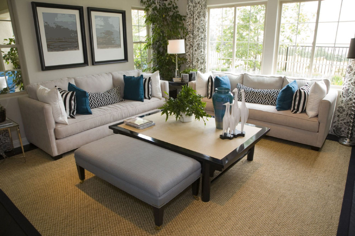 Choosing The Right-sized Area Rug For Your Space