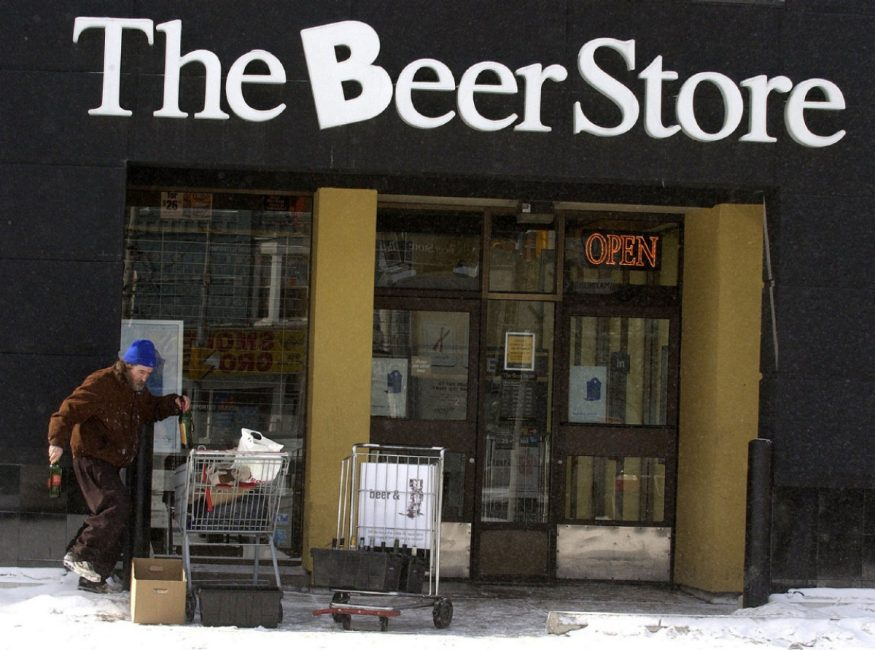 Beer Store Has Us Over A Barrel On Wine Bottles: Cohn