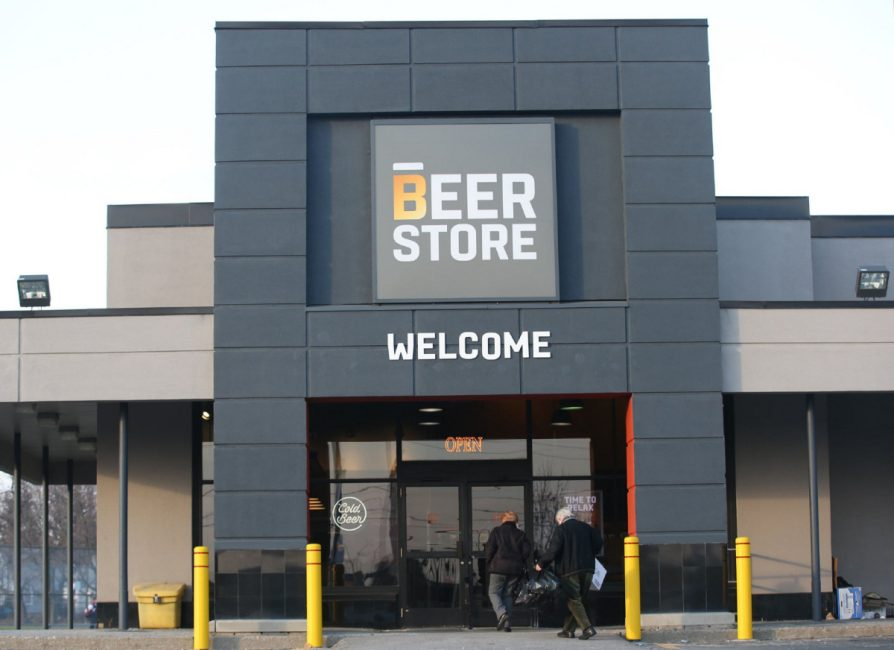 The Beer Store To Open Up Ownership To Craft Breweries