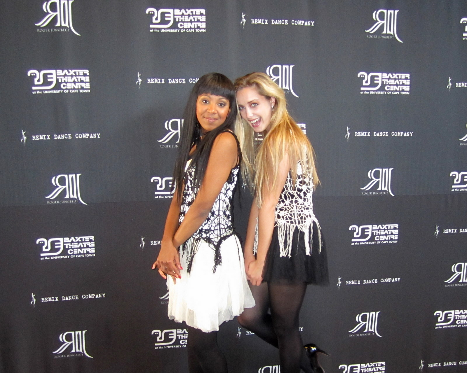 Tamika Doubell and Laurian Nortje Kabongo