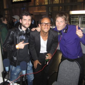 Gary Cool, Jeremy De Tolly & Maurice Paliaga
