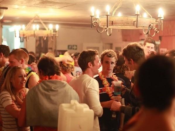 Student Life in Grahamstown at The Highlander Bar