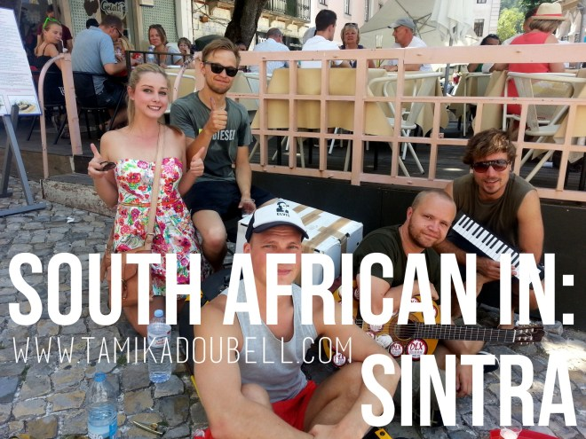 South African In: Sintra