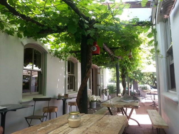 Deluxe Coffee Works Franschhoek