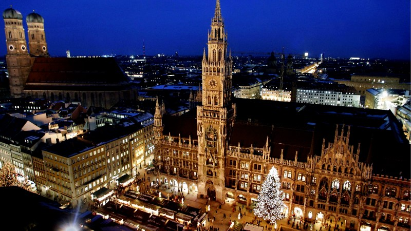 South African In: Munich