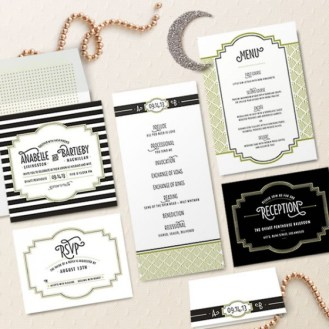 Great Gatsby Party Invite