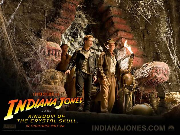 Indiana Jones Party