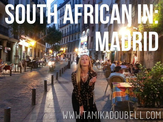 South African In: Madrid