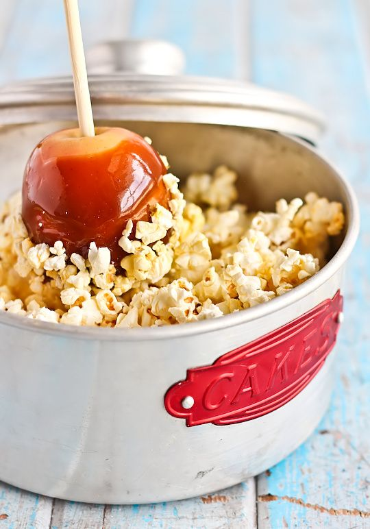 caramel apples party food ideas entertaining south africa