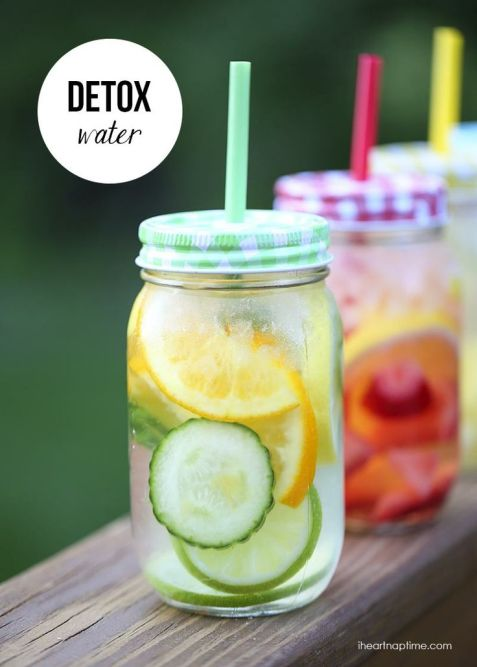 detox water health
