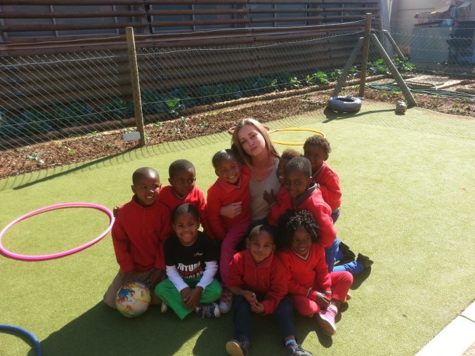 Rotary at Ubuntu Education Centre South Africa