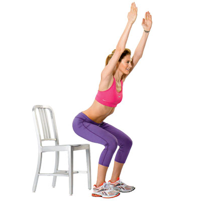 How To Tone Your Legs at Home