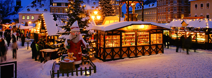 Where To Holiday This Christmas: The German Christmas Markets