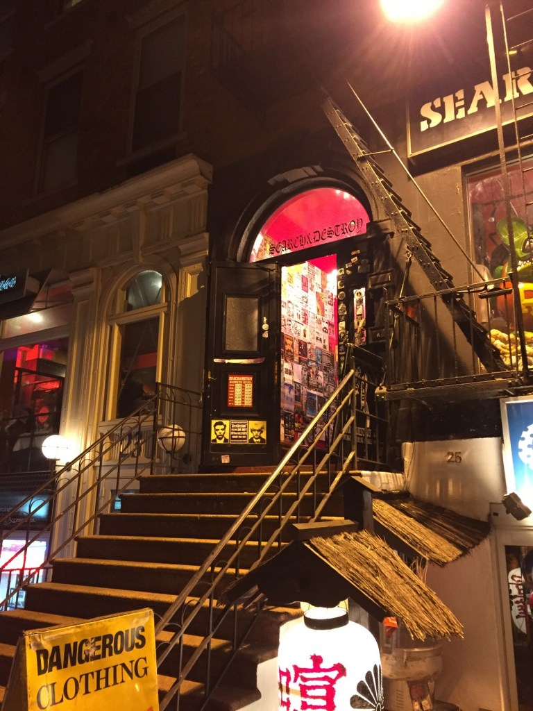 Kenka New York Japanese bars