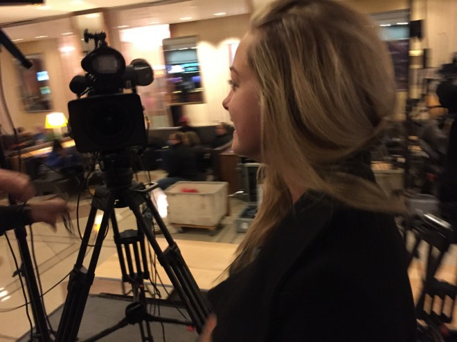 Camera crew new york