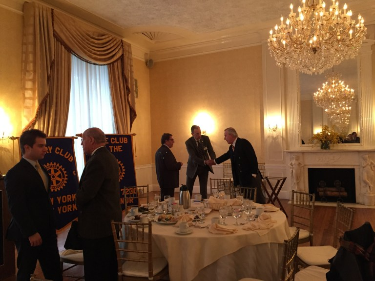 Rotary Club of New York