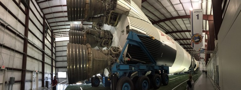 Saturn V Rocket NASA