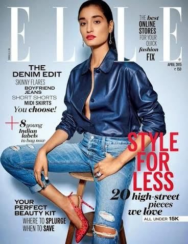 Elle India April 2015 Kanishtha Dhankar