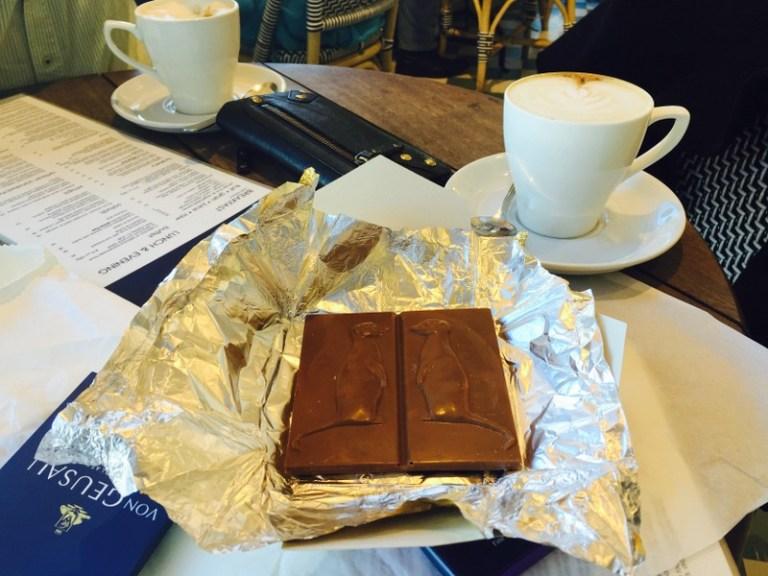Von Geusau Chocolates