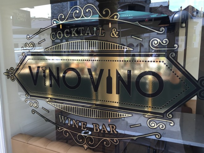 Vino Vino Cocktail & Wine Bar