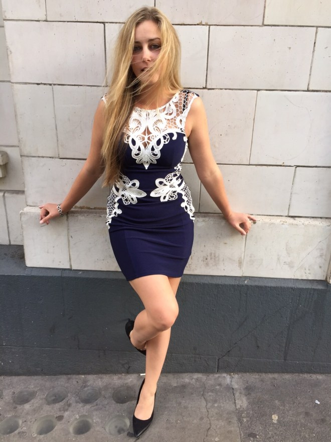 Dress from Lipsy London
